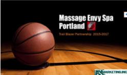 A&K Marketing: Massage Evny sponsorship of Portland Trail Blazers