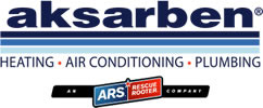 Aksarben Heating and Air Conditioning logo