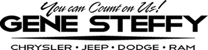Gene Steffy Chrysler logo